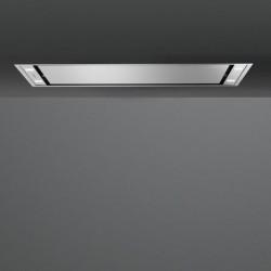 STELLA IS.120 E.P. STAINLESS STEEL (вытяжка, потолочная, нерж.сталь, без мотора)