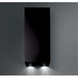 MIRA BLACK IS 40 (вытяжка, островная, чёрная)