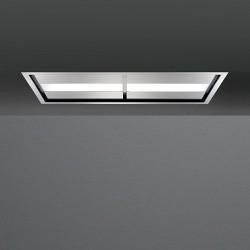 NUVOLA IS WHITE 140 (вытяжка, потолочная, белая, без мотора)