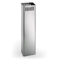 Удлинитель воздуховода для ISOLA - Lumen/Plane/Atlas/Mirabilia(Square)/Blade/Luce H=1200 mm INOX