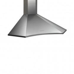 ELIOS ANG STEEL 90cm, (вытяжка, угловая, нержавеющая сталь)