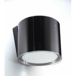 EOLO E.ION GLASS BLACK (вытяжка, пристенная, черное стекло)